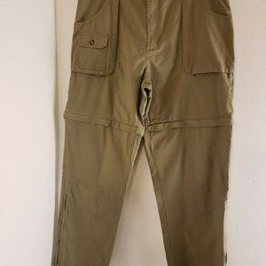 Cabela's Outdoor Men's Cargo Convertible Pants